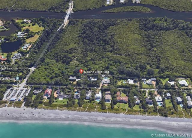12 N Beach Road, Hobe Sound, FL 33455 (MLS #A10621369) :: EWM Realty International