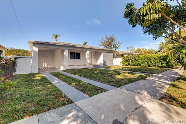 1917 Dewey St, Hollywood, FL 33020 (MLS #A10621487) :: Green Realty Properties