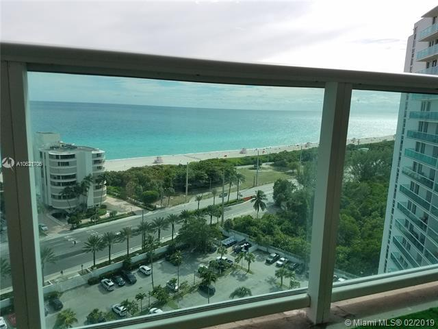 100 Bayview Dr #1808, Sunny Isles Beach, FL 33160 (MLS #A10621706) :: The Jack Coden Group