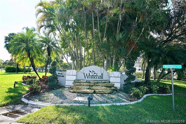 1508 Whitehall Dr #305, Davie, FL 33324 (MLS #A10621730) :: Castelli Real Estate Services