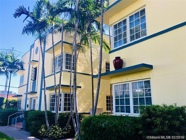600 Euclid Ave B4, Miami Beach, FL 33139 (MLS #A10621747) :: The Jack Coden Group