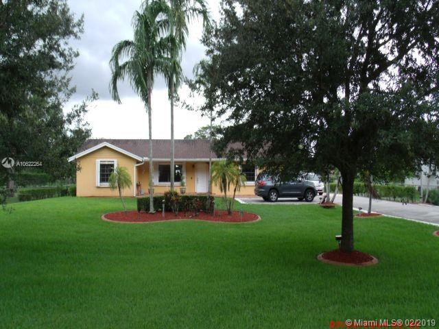 13450 SW 26TH ST, Davie, FL 33325 (MLS #A10622264) :: RE/MAX Presidential Real Estate Group