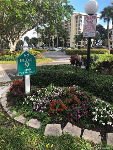 3100 N Palm Aire Dr #105, Pompano Beach, FL 33069 (MLS #A10622403) :: GK Realty Group LLC