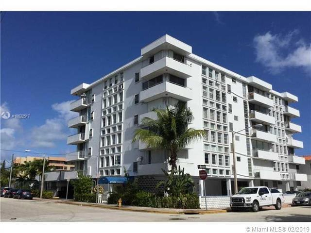 8001 Byron Ave 4C, Miami Beach, FL 33141 (#A10622517) :: Atlantic Shores
