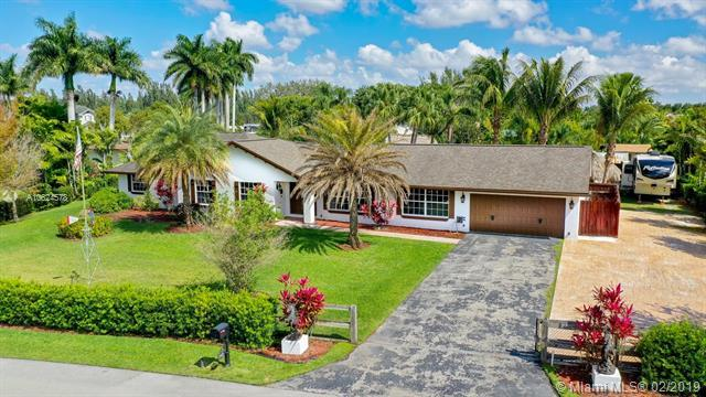4900 SW 205th Ave, Southwest Ranches, FL 33332 (MLS #A10624578) :: RE/MAX Presidential Real Estate Group