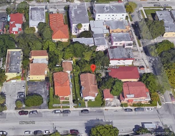 1121 NW 2nd St, Miami, FL 33128 (MLS #A10625026) :: Grove Properties