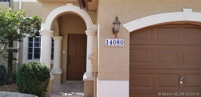 14080 SW 51st Ct #14080, Miramar, FL 33027 (MLS #A10625235) :: RE/MAX Presidential Real Estate Group