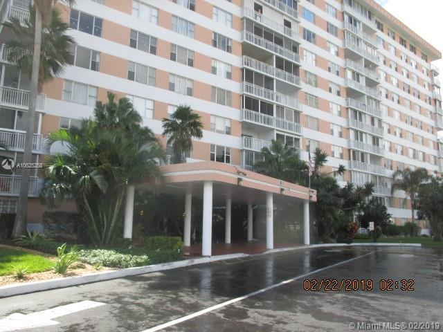 3800 Hillcrest Dr #415, Hollywood, FL 33021 (MLS #A10625258) :: RE/MAX Presidential Real Estate Group
