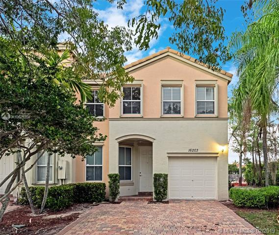 16203 SW 47th Ct, Miramar, FL 33027 (MLS #A10625354) :: RE/MAX Presidential Real Estate Group
