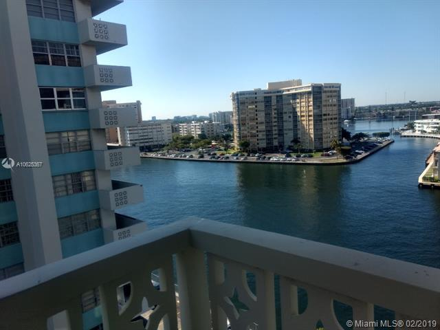 1817 S Ocean Dr #524, Hallandale, FL 33009 (MLS #A10625367) :: The Riley Smith Group