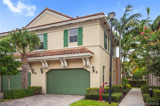 2907 Tortola Way #2907, Hollywood, FL 33024 (MLS #A10625563) :: RE/MAX Presidential Real Estate Group