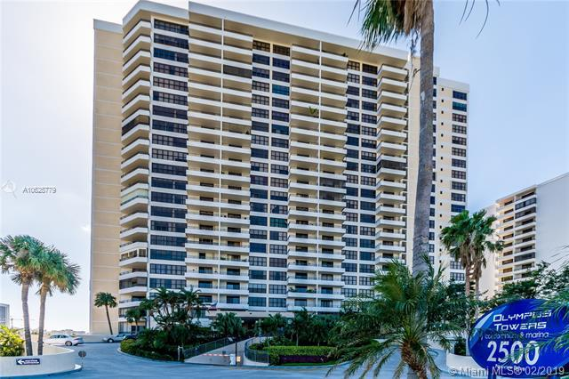2500 SE Parkview Dr #2418, Hallandale, FL 33009 (MLS #A10625779) :: ONE Sotheby's International Realty
