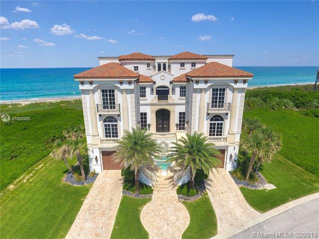 8004 S Ocean Dr, Jensen Beach, FL 34957 (MLS #A10625850) :: The Riley Smith Group