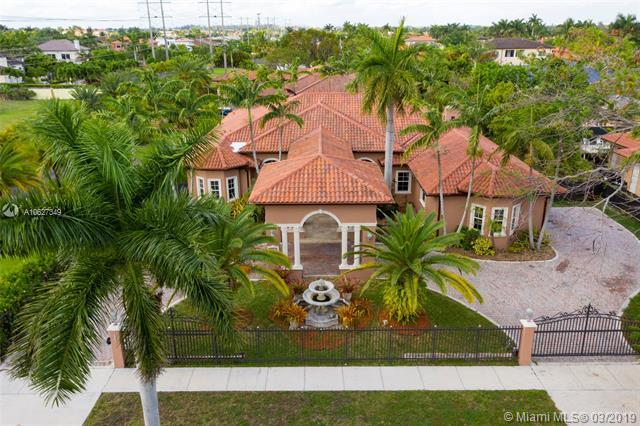 13519 SW 34th St, Miami, FL 33175 (MLS #A10627349) :: The Rose Harris Group