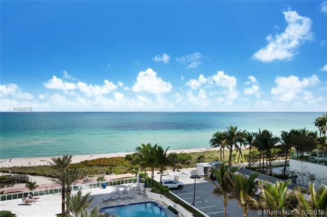 6917 Collins Ave #709, Miami Beach, FL 33141 (MLS #A10628782) :: The Kurz Team