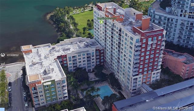 2000 N Bayshore Dr #1610, Miami, FL 33137 (MLS #A10629092) :: Lucido Global
