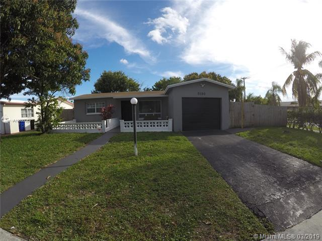 5190 NW 41st St, Lauderdale Lakes, FL 33319 (MLS #A10630014) :: The Riley Smith Group