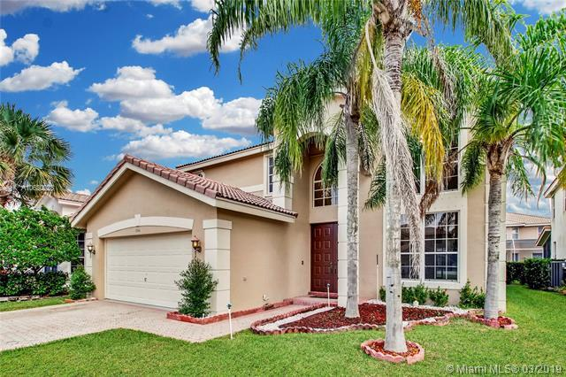 5341 NW 119th Ter, Coral Springs, FL 33076 (MLS #A10630028) :: The Teri Arbogast Team at Keller Williams Partners SW
