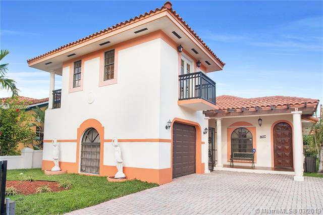 1209 Wallace St, Coral Gables, FL 33134 (MLS #A10630967) :: The Jack Coden Group