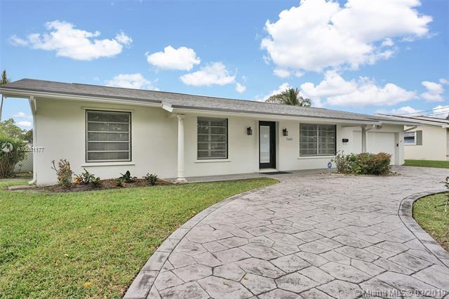 7480 NW 12th St, Plantation, FL 33313 (MLS #A10631177) :: The Teri Arbogast Team at Keller Williams Partners SW