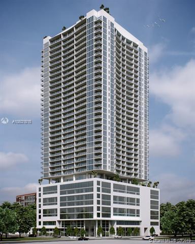 1600 NE 1 AVE #1201, Miami, FL 33132 (MLS #A10631815) :: The Riley Smith Group