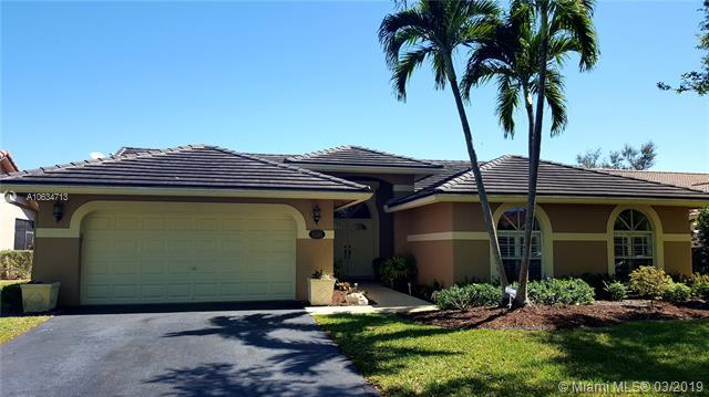 5381 NW 100th Ave, Coral Springs, FL 33076 (MLS #A10634713) :: The Riley Smith Group