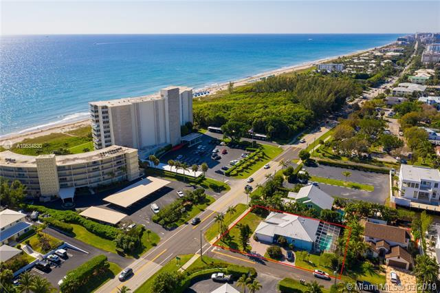 1220 S Ocean Blvd, Delray Beach, FL 33483 (MLS #A10634830) :: Grove Properties