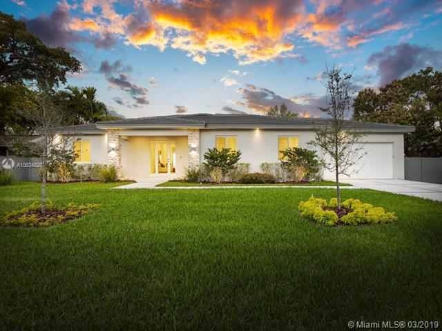 7931 SW 58th Ave, South Miami, FL 33143 (MLS #A10634898) :: The Rose Harris Group