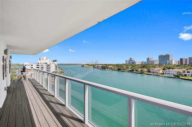 9901 E Bay Harbor Dr #801, Bay Harbor Islands, FL 33154 (MLS #A10634933) :: The Brickell Scoop