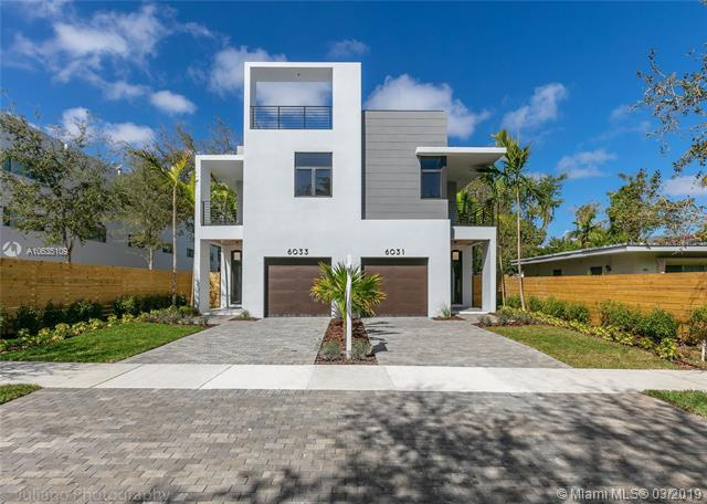 6031 SW 76 Street #6031, South Miami, FL 33143 (MLS #A10635109) :: The Adrian Foley Group