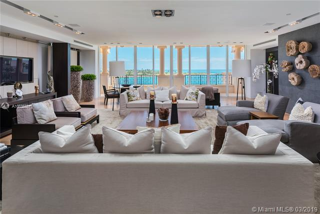7143 Fisher Island Drive #7143, Miami Beach, FL 33109 (MLS #A10635331) :: The Rose Harris Group