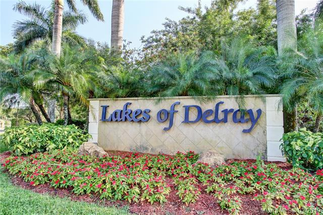 15090 Ashland Pl #168, Delray Beach, FL 33484 (MLS #A10635520) :: The Paiz Group