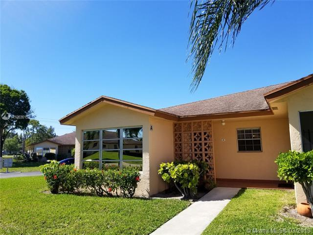 14719 Canalview Dr A, Delray Beach, FL 33484 (MLS #A10636152) :: The Paiz Group