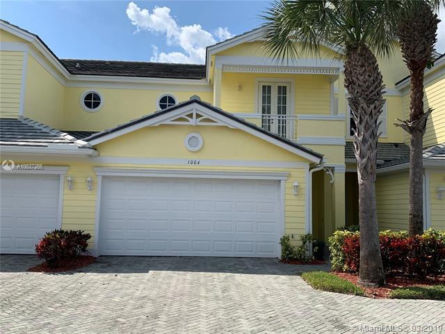 1004 Mariner Bay Blvd #1004, Fort Pierce, FL 34949 (MLS #A10637266) :: Grove Properties