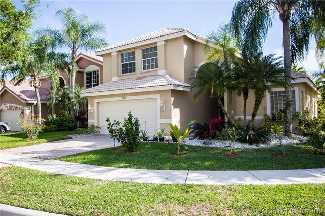 11978 NW 54th Pl, Coral Springs, FL 33076 (MLS #A10637330) :: The Riley Smith Group