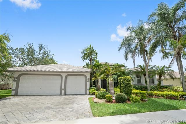 2536 Eagle Run Drive, Weston, FL 33327 (MLS #A10637815) :: EWM Realty International