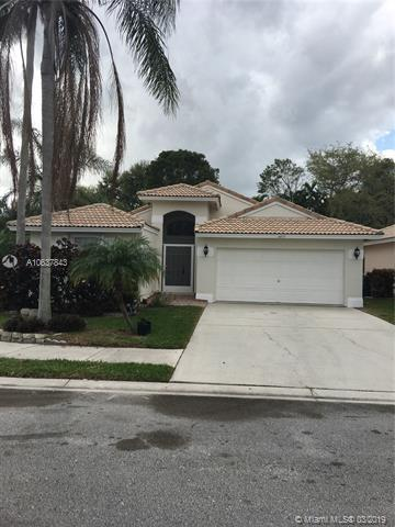 6471 NW 41st Ter, Coconut Creek, FL 33073 (MLS #A10637843) :: The Riley Smith Group