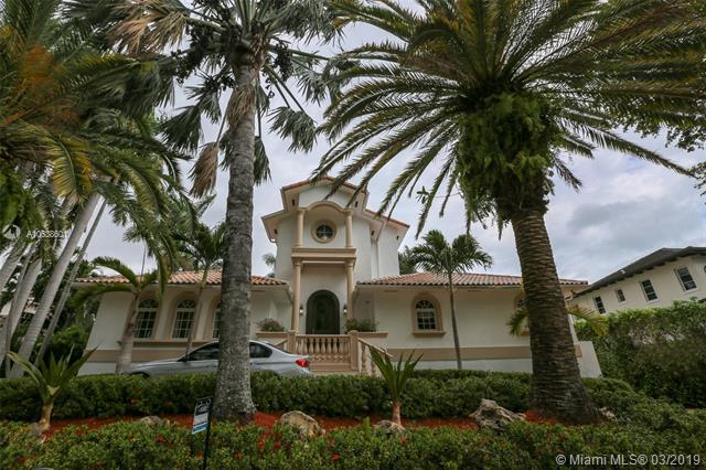 1541 Agua Ave, Coral Gables, FL 33156 (MLS #A10638601) :: The Maria Murdock Group