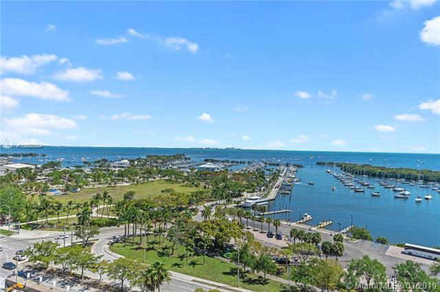 2843 S Bayshore Dr 16F, Coconut Grove, FL 33133 (MLS #A10638884) :: The Adrian Foley Group