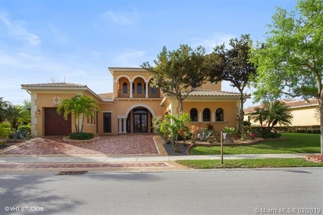 9820 Bay Leaf Ct, Parkland, FL 33076 (MLS #A10638998) :: RE/MAX Presidential Real Estate Group