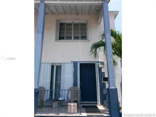 711 85 ST #0, Miami Beach, FL 33141 (MLS #A10639242) :: The Paiz Group