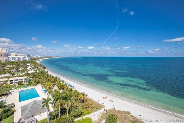 600 Grapetree 4CN, Key Biscayne, FL 33149 (MLS #A10639788) :: EWM Realty International