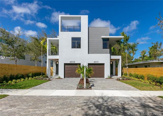 6033 SW 76 Street #6033, South Miami, FL 33143 (MLS #A10639804) :: The Adrian Foley Group