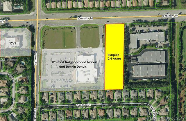 12608 S Military Trl, Boynton Beach, FL 33436 (MLS #A10639826) :: Grove Properties