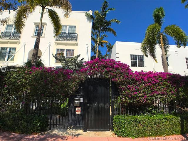 338 Euclid Ave C212, Miami Beach, FL 33139 (MLS #A10639905) :: The Paiz Group