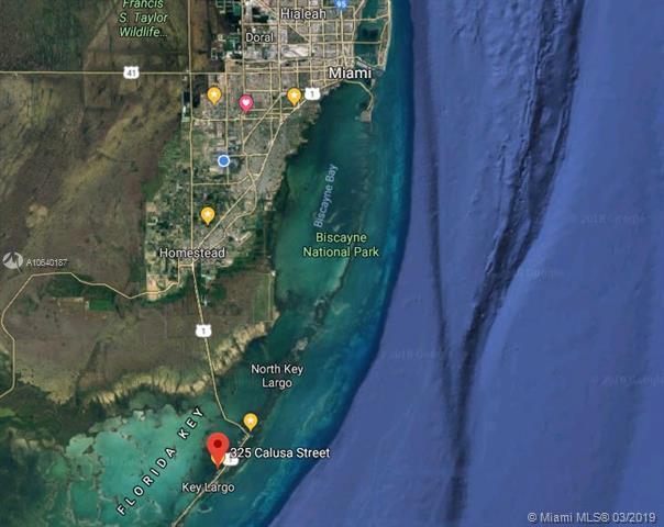 325 Calusa, Other City - Keys/Islands/Caribbean, FL 33037 (MLS #A10640187) :: Berkshire Hathaway HomeServices EWM Realty