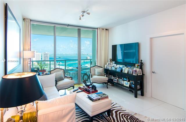 900 Biscayne Blvd #3208, Miami, FL 33132 (MLS #A10640409) :: ONE Sotheby's International Realty