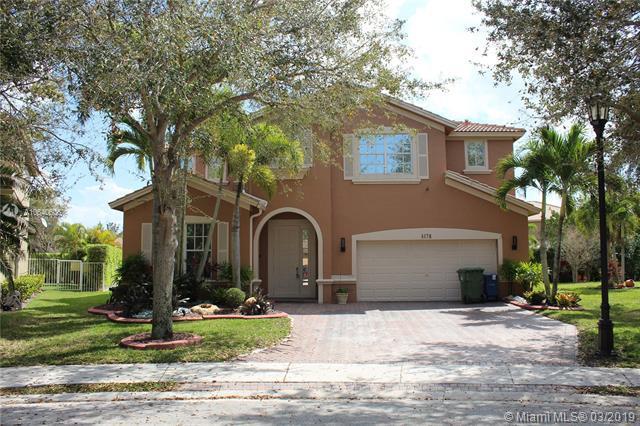 4178 Cascade Ter, Weston, FL 33332 (MLS #A10640606) :: EWM Realty International