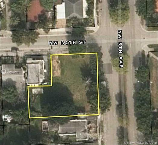 3332 NW 5th Ave, Miami, FL 33127 (MLS #A10640611) :: Castelli Real Estate Services