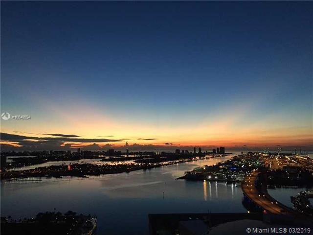 888 Biscayne Blvd #2106, Miami, FL 33132 (MLS #A10640654) :: ONE Sotheby's International Realty